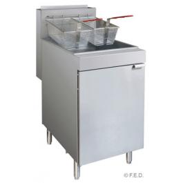 Frymax RC400TE Split Pan Super Fast Gas Fryer