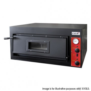 Black Panther EP-1-1-SD Pizza Deck Oven