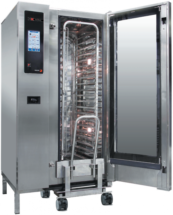 Fagor APE201 20 Tray Electric Combi Oven