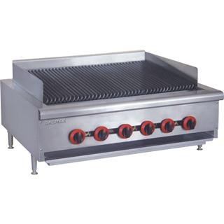 Gasmax QR36E Gas Char Grill – 915mm Wide