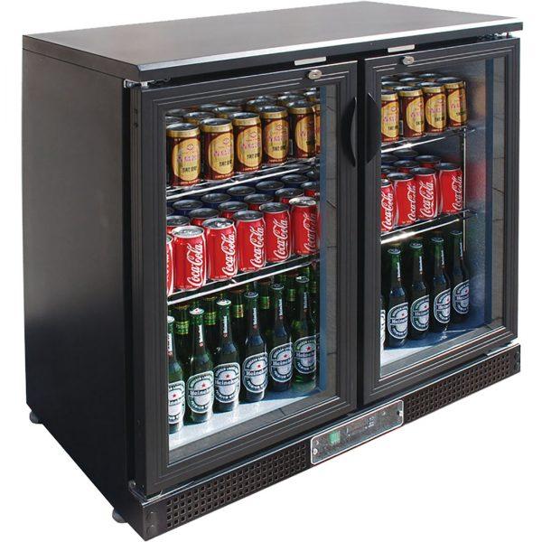 Thermaster SC248G Bar Fridge (Two Door)
