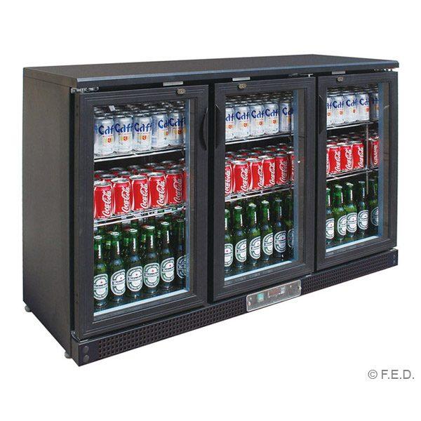 Thermaster SC316G Bar Fridge (Three Door)
