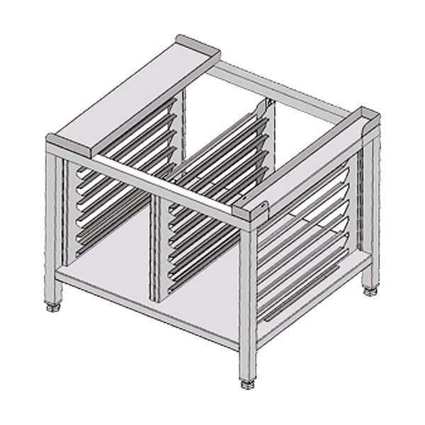 S/Steel Fagor Combi Oven Stand (Suits 102 model only)