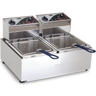 Roband F25 Double Fryer – 5 Litre