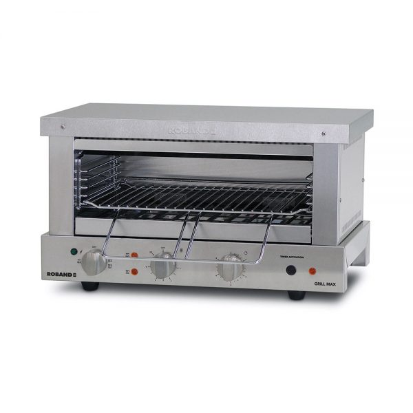 Roband GMW815E Wide Mouth Grill Max Toaster