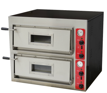 Black Panther EP-2E Pizza Double Deck Oven