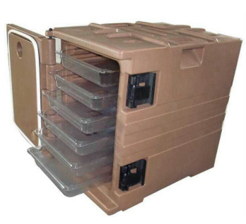 Benchstar IPC90 Insulated Food Pan Carrier – Front Loading