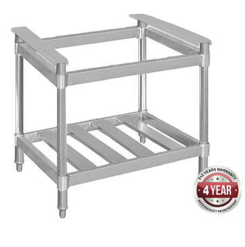 Gasmax RB-4-SE Stainless Steel Stand