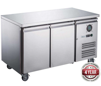 Fed-X Under-Counter Freezer XUB7F13S2V (Two Door)