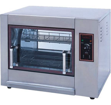 Convectmax YXD-266E Compact Basket Chicken Rotisserie
