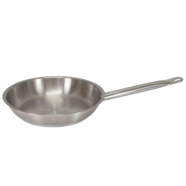 Chef Inox Elite S/Steel Frypan 70473 – no lid