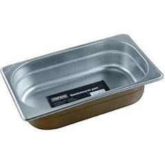 Chef Inox Gastronorm Pan 1/4 65mm – 1Ltr
