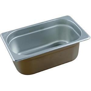 Chef Inox Gastronorm Pan 1/4 100mm – 2.5Ltr