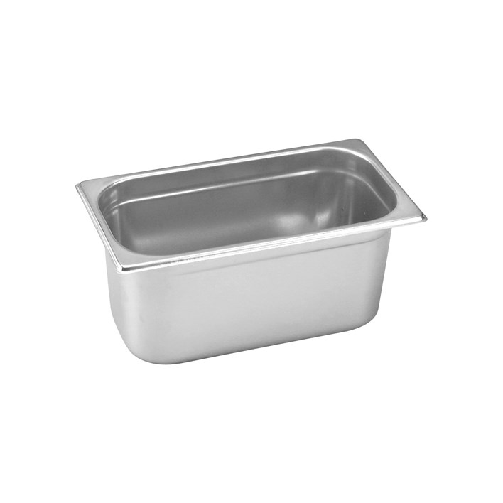 Chef Inox Gastronorm Pan 1/3 150mm – 5.4Ltr