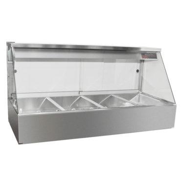 Woodson W.HFS23 Hot Food Display (Straight Glass)