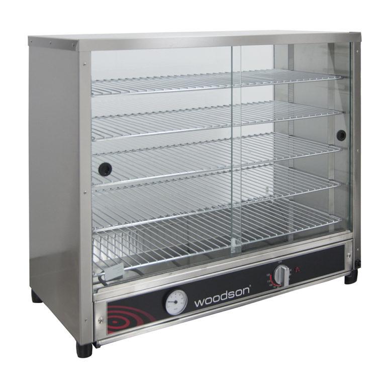 Woodson W.PIA100G Pie Warmer (100 Capacity)