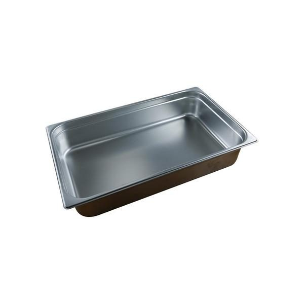 Chef Inox Gastronorm Pan 1/1 100mm – 13.7Ltr
