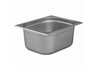 Chef Inox Gastronorm Pan ½ 150mm – 9.2Ltr
