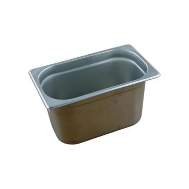 Chef Inox Gastronorm Pan 1/4 150mm – 3.5Ltr