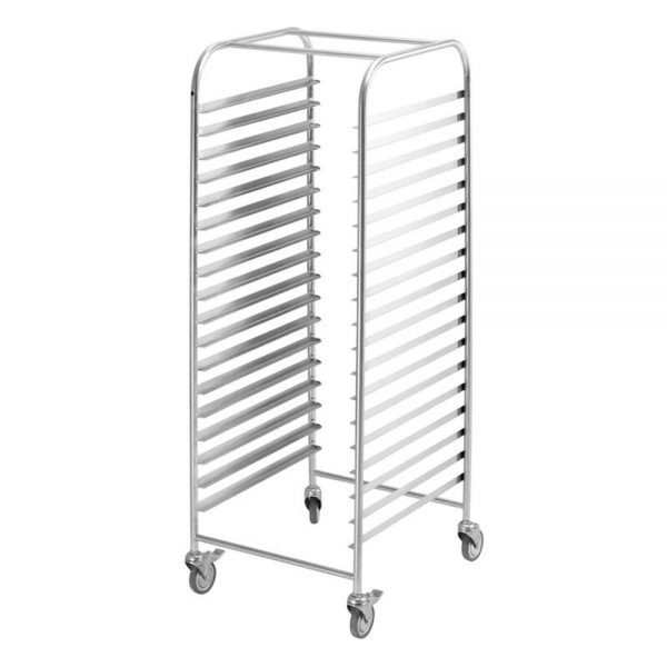 Simply Stainless Mobile Tray Trolley SS16.1/1 Gastronorm