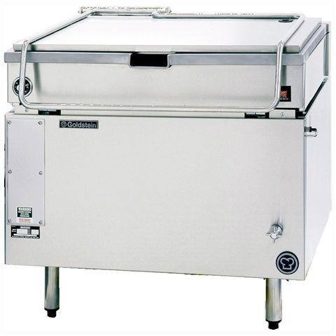 Goldstein TPG100 Gas Bratt Pan