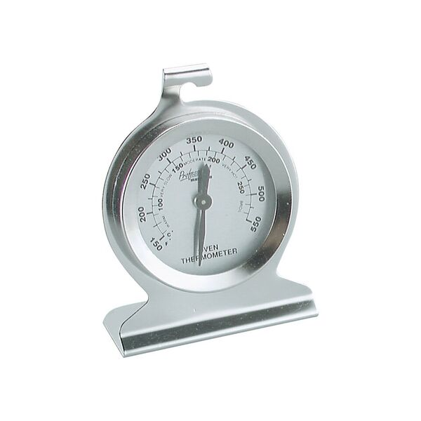 Chef Inox Oven Dial Stainless Steel Stand or Hang
