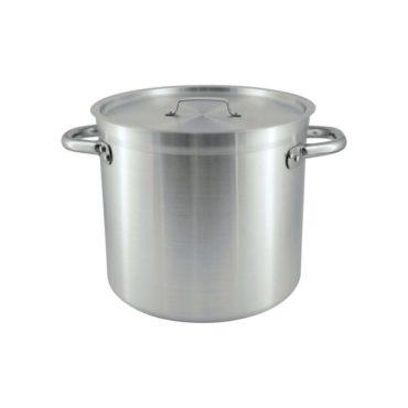 Chef Inox Premier Aluminium Stockpot 32Ltr