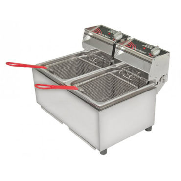Woodson W.FRT50 Double Fryer – 5 Litre