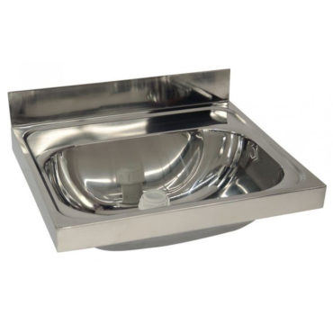 Stoddart Stainless Steel Hand Basin (Wall Mounted)