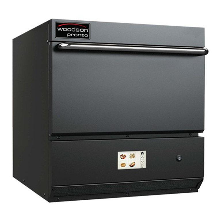 Woodson Pronto PO52 Speed Oven