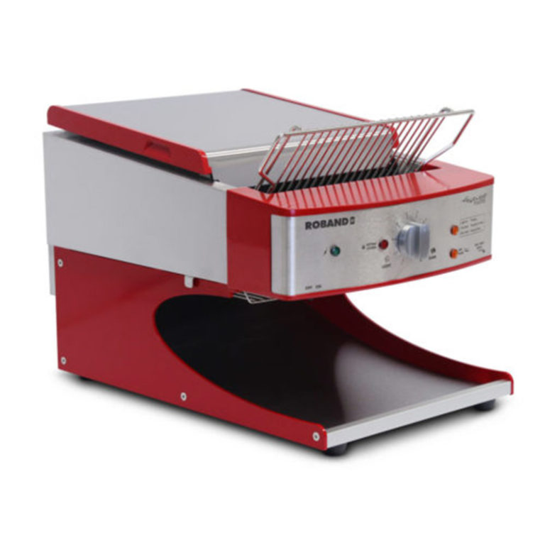 Roband ST350 Sycloid Toaster – Red