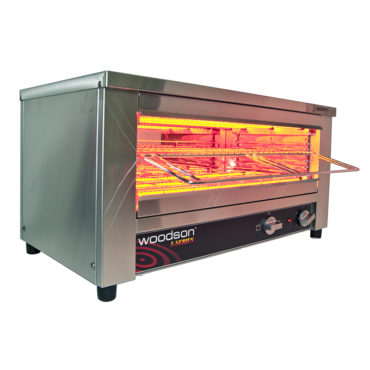 Woodson W.GTQI.15 Toaster Griller (Glass Element)