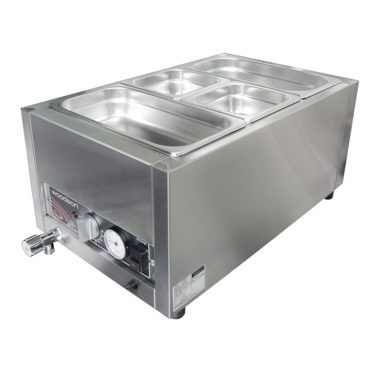 Woodson Benchtop Bain Marie – 1/1 GN Size