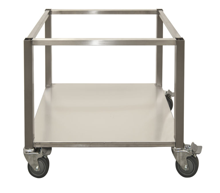 Stainless Steel Mobile Stand to suit Woodson Starline W.CVP.C.18 & W.CVP.C.14 Conveyor Ovens