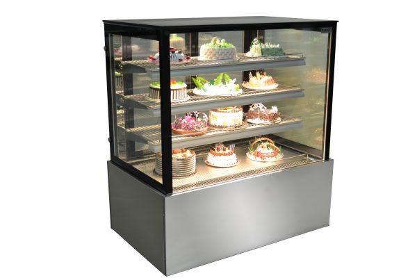 Bonvue Deluxe SL850V Refrigerated Cake Display (High Case)