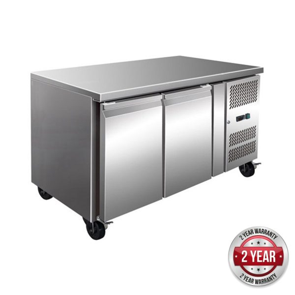 Thermaster GN2100BT Under-Counter Freezer (Two Door)
