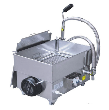 Frymax LG-20E Oil Filter Machine / Cart