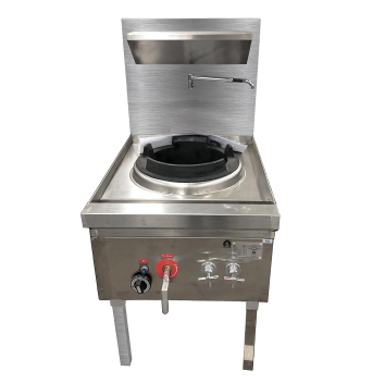 Gasmax WW-1 Gas Waterless Wok – Single