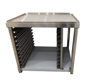 Stainless Steel Stand to suit Prometec Icarus Nerone Combi Oven